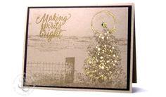 Timeless Textures Christmas card