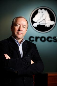 Crocs: From Footwear Fad to Billion-Dollar Company #entrepreneur