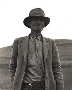 Dorothea Lange - Rural California, 1938
