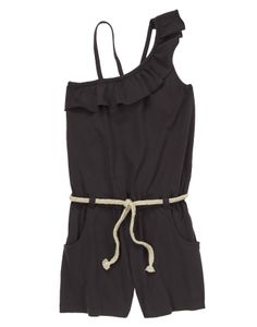 Ruffle One-Shoulder Romper at Crazy 8
