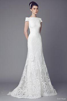 Tony Ward Bridal 2015 Wedding Dresses