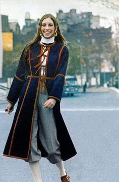 Tonne Goodman by Alexis Waldeck Vogue 1971