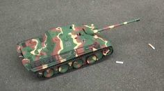 JAGDPANTHER.com HENG LONG 1.16 RC MODEL IN ACTION
