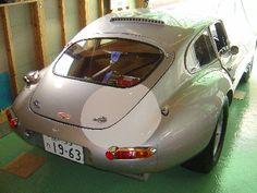 '63 Jaguar E-type Sr-1 3.8 FHC Racing|ギャラリー|ジャガー デイムラー 専門店 WIDS Co.|ヒストリックジャガーの販売 パーツ アクセサリー 販売 買取