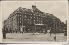 Cornovia_Postcards sells an item for until Tuesday, 9 June 2020 at BST in the Slovakia category on Delcampe Postcards For Sale, Bratislava, 1940s, Monochrome, Louvre, Street View, Building, Travel, Viajes