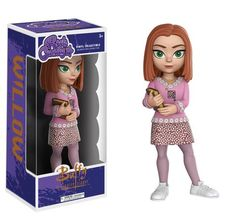 Rock Candy: Buffy Coming this August, Buffy the Vampire Slayer is joining the Funko Rock Candy line! Unable to escape her destiny, this series includes the Vampire Slayer herself, Buffy Summers, and her academically-excelling counterpart Willow Rosenberg…Together they'll save the world! Add them both to your collection this Summer.Coming in August!