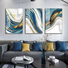 Blue Painting, Painting Frames, Painting Prints, Painting Abstract, Road Painting, Resin Wall Art, Framed Wall Art, Wall Canvas, Canvas Art