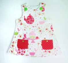 Turtle Baby Girl Dress Toddler Dress Baby Dress By Loopsybaby