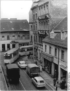 Berlin-Köpenick, Fischerkiez - 20 October 1976 - Sturm, Horst Berlin Wall, Berlin Berlin, Berlin Hauptstadt, Europe Eu, East Germany, Life Pictures, Cold War, Public Transport, Croatia