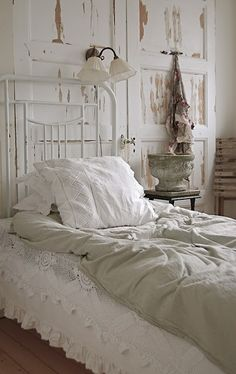 This is the exact reason why I want a twin bed (or any bed) in the guest room. What do you think @Patricia K. Price?