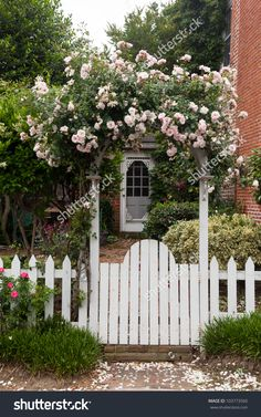 Garden Gate Stock Photos, Images, & Pictures | Shutterstock