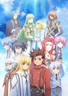 Comunidad Steam :: Tales of Symphonia