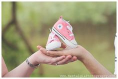 do this with little boy shoes! :)