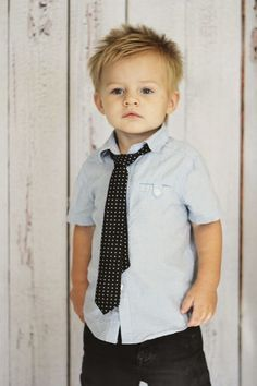 The little boy haircuts trends have changed this year. Now you can find amazing innovations among the haircuts for kids. They are simple and easy to maintain as well.