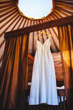 Our Yurts | Merridale Weddings