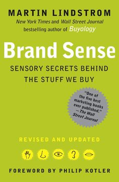 In perhaps the most creative and authoritative book on sensory branding ever written, international business legend Martin Lindstrom reveals what the world's most successful branding companies do differently -- integrating touch, taste, smell, sight, and sound -- with startling and measurable results. Based on the largest study ever conducted on how our five senses affect the creation of brands, BRAND sense explains Martin Lindstrom's innovative six-step program for bringing brand building…