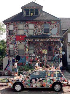 House art project detroit