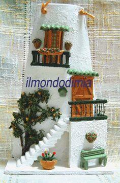 tegole decorate ilmondodimia