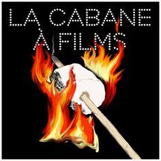 Logo d'été - La Cabane à films - Ciné-club de La Petite-Patrie (Montréal)