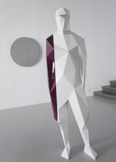 Xavier Veilhan, Michael, 2007  #art