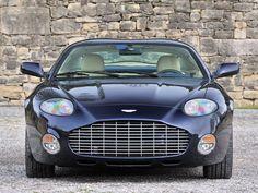 #Aston #Martin #DB7 #Zagato