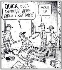 first aid cartoon images - Google Search