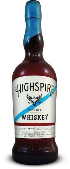 Highspire Whiskey   Artisan Awards