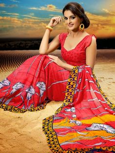 The #Online #Sarees #Shopping has helped reaching to a great number of women in the country. Not only Indians, But even NRIs and foreigners interested in buying the #latest #trendy #sarees can easily shop through #Online #Sarees #Shopping.