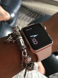 Apple Watch, Pandora, Eye Candy