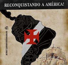 Reconquistando a América. Vasco. 98ed77d358162