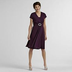 Kathy Roberts Womens Party Dress