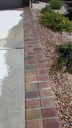Driveway Paver Extensions In 2019 Diy Driveway