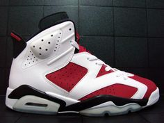 Jordan 6 (1991). The only Jordans I ever had as a kid. Would love to find another pair.