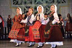 Serbian folk costume , Srem (Northern Serbia )