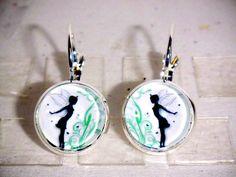 Ohrringe - Ohrringe Elfe Fee Damen Ohrschmuck Modeschmuck - ein Designerstück von ausgefallene-Ohrringe bei DaWanda