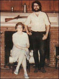 Photo of Stephen King & his  Mother  Nellie Ruth Pillsbury King