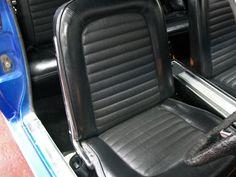 1965 Mustang Cruise-o-Matic Hardtop Coupe - Lou Guthry Motors