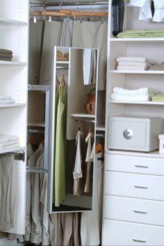 Closet Mirror from The Closet Builder