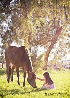 Best friends...equestrian love