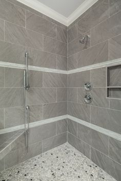 Double Band Master Shower. Sheridian Floor plan. Scarlet Ridge Community