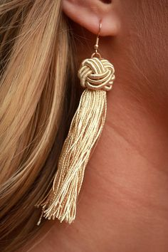 Knot Your Earrings