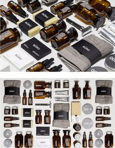 Package design Men's cosmetics Introducing excellent package / product designs to be helpful Skincare Packaging, Brand Packaging, Packaging Design, Branding Design, Beauty Packaging, Sell Textbooks Online, Hotel Branding, Label Design, Graphic Design Inspiration