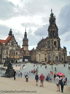 One of the prettiest towns in Germany is Dresden, called also The 'Florence of the Elbe'. Read more about what Dresden in Germany can offer. Travel Shoes, Dresden, Florence, Germany, Louvre, Building, Farmhouse, Buildings, Deutsch