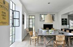 windows, furniture + lampshade