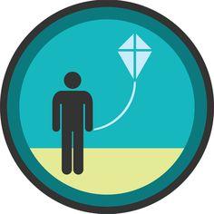Kite-Flying Badge
