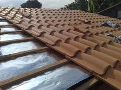 manta termica para telhado - Pesquisa Google