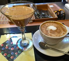 types of latte art