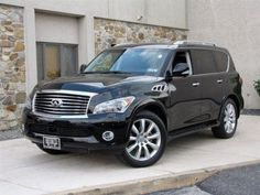 2013 Infiniti QX56 Base http://www.iseecars.com/used-cars/used-infiniti-for-sale