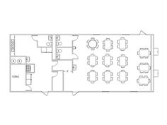 Modular Classroom sales and leasing for schools and education Cafe Floor Plan, Restaurant Floor Plan, Restaurant Business Plan, Restaurant Design, Floor Plans, Opening A Coffee Shop, Small Coffee Shop, Coffee Shop Design, Cafe India