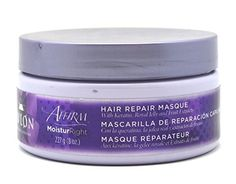 Avlon Affirm Moistur Right Hair Repair Masque - 8 oz *** Visit the image link more details. (This is an affiliate link and I receive a commission for the sales) Wild Growth Hair Oil, Longer Hair Faster, Matrix Hair, Nourishing Shampoo, Castor Oil For Hair, Hair Masque, Brittle Hair, Strong Hair, Hair Repair